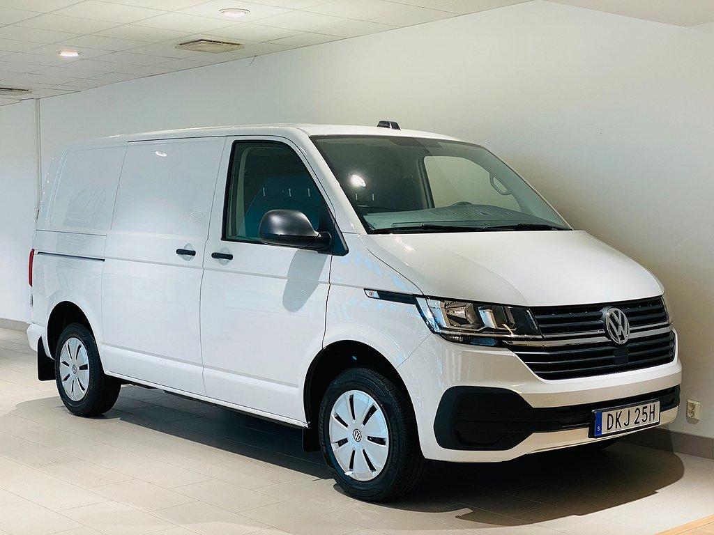 Volkswagen Transporter T6.1 110HK 300 LAGERBIL OMGÅENDE LEV