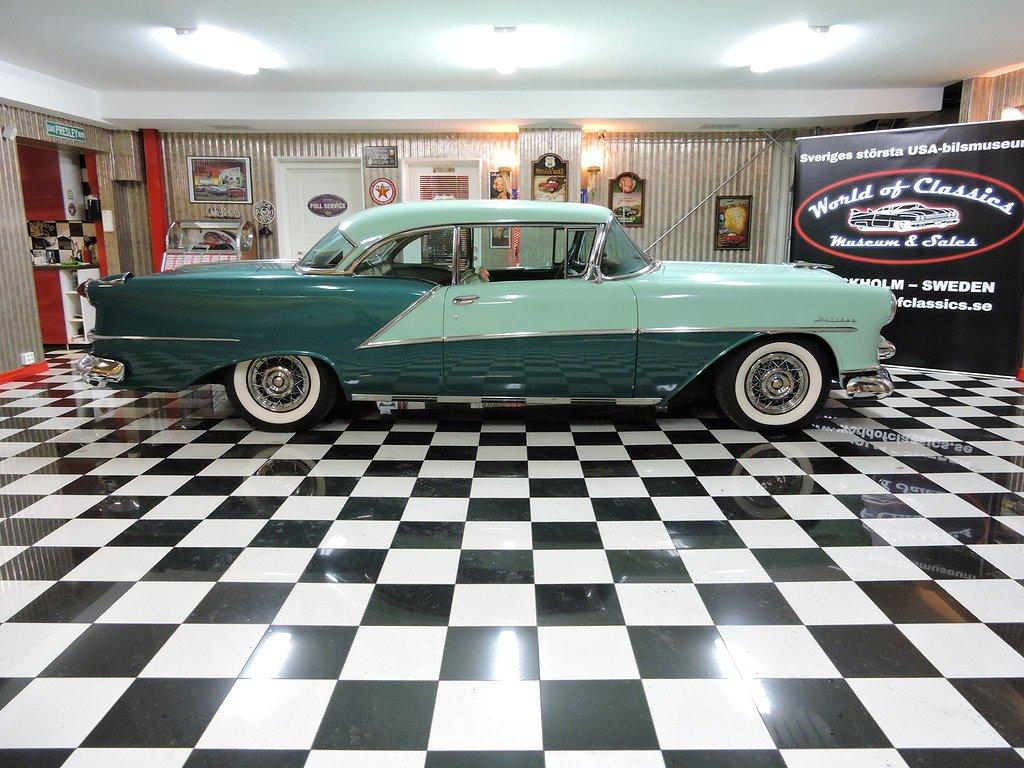 Oldsmobile 98 ninety eight holiday coupe