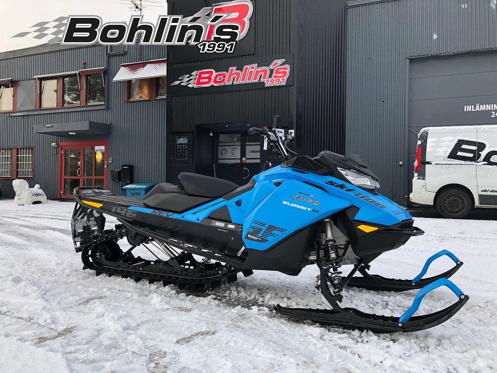 Ski-doo Summit SP 146 600R E-Tec -20