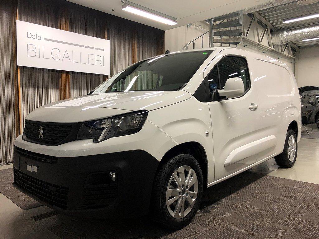 Peugeot Partner NYA PARTNER Launch Pro+ 1.5 BlueHDi 102HK