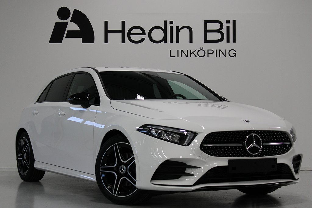 Mercedes-Benz A 180 AMG Night Package Automat Backkamera