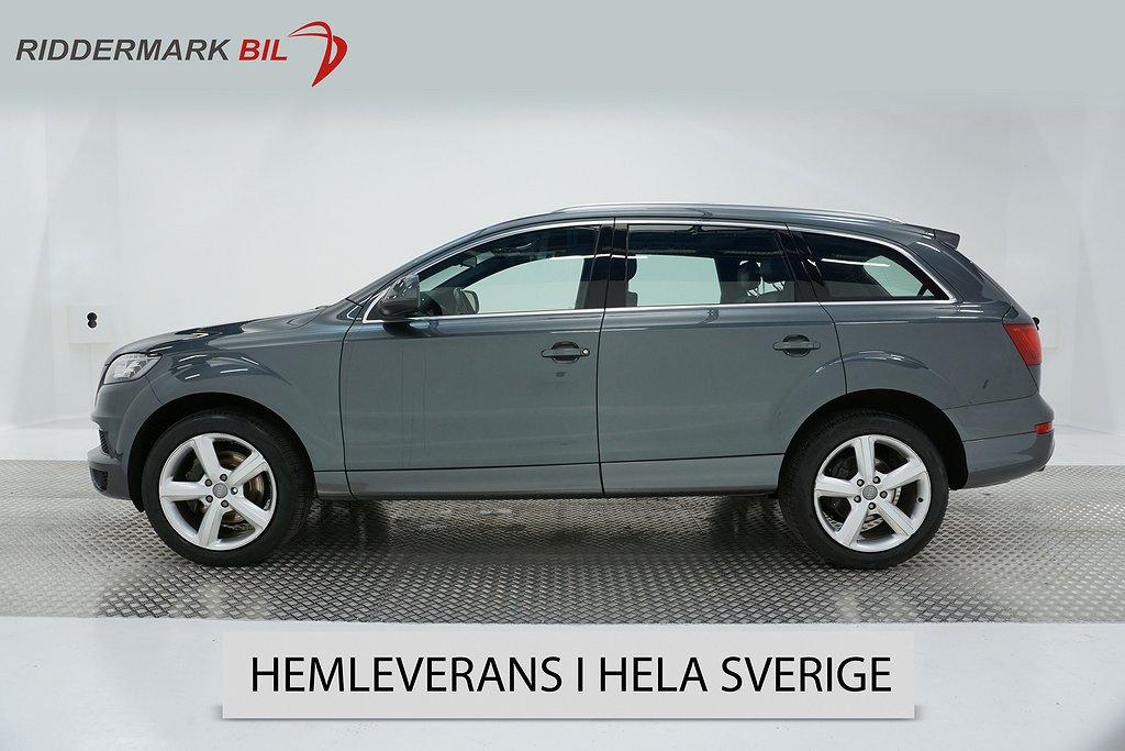 Audi Q7 3.0 TDI quattro (204hk)