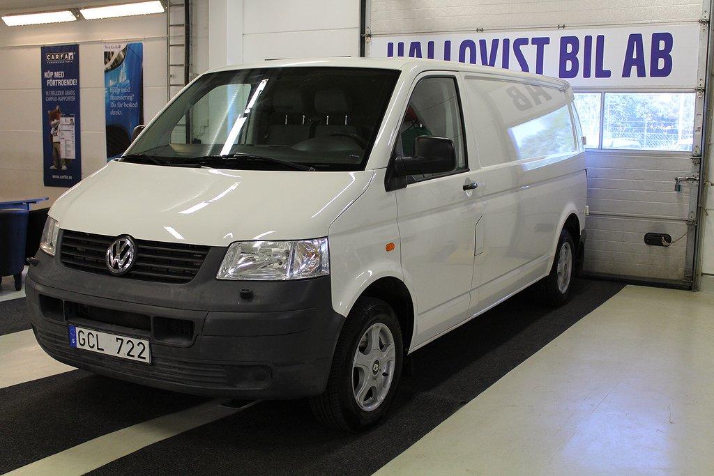 Volkswagen Transporter T5 2.5 TDI (130hk) Automat/Lång