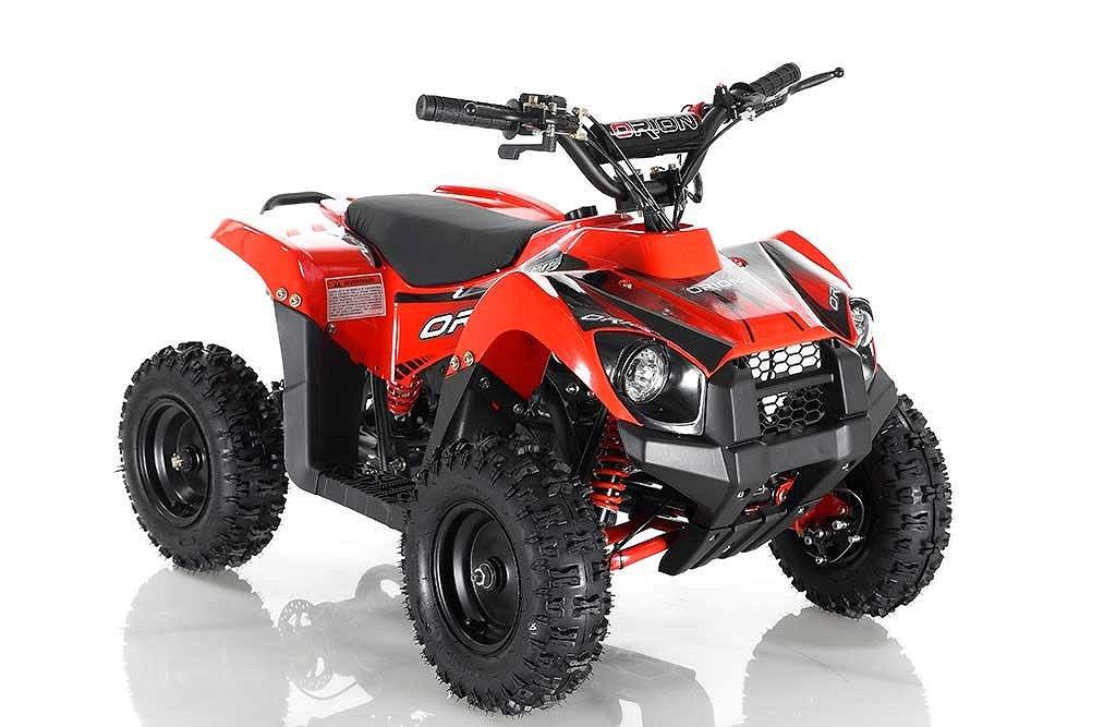 Orion El ATV, Barn Fyrhjuling