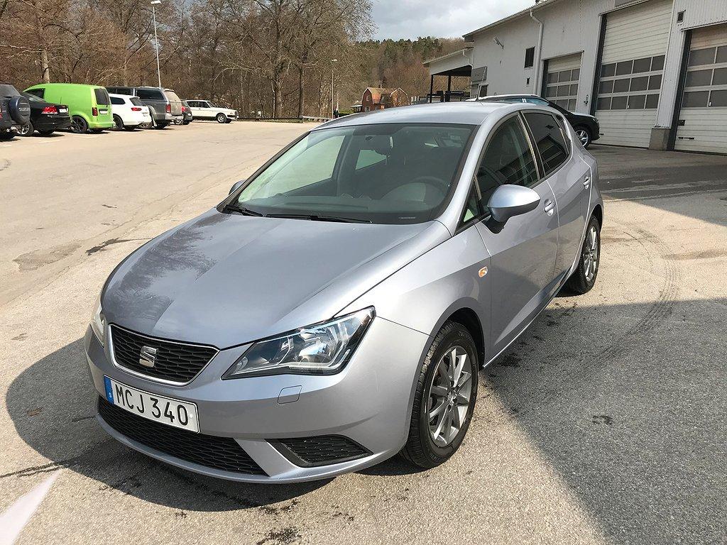 Seat Ibiza 1.2 TSI Style 90hk, Fin - utrustning