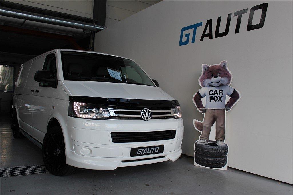 Volkswagen Transporter Lång Fullutrustad Leasbar 0 kr Värmare