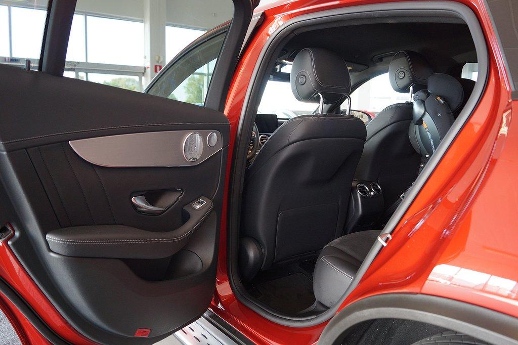 Mercedes-Benz GLC 220 d Coupé 4MATIC // AMG // 194hk
