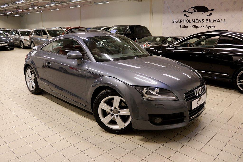 Audi TT Coupé 2.0 TFSI S-TRONIC SKINN 200HK
