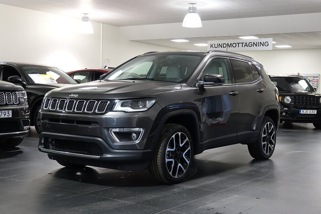 Jeep Compass LIMITED 1.4 MULTIAIR 170HK ATX 4WD
