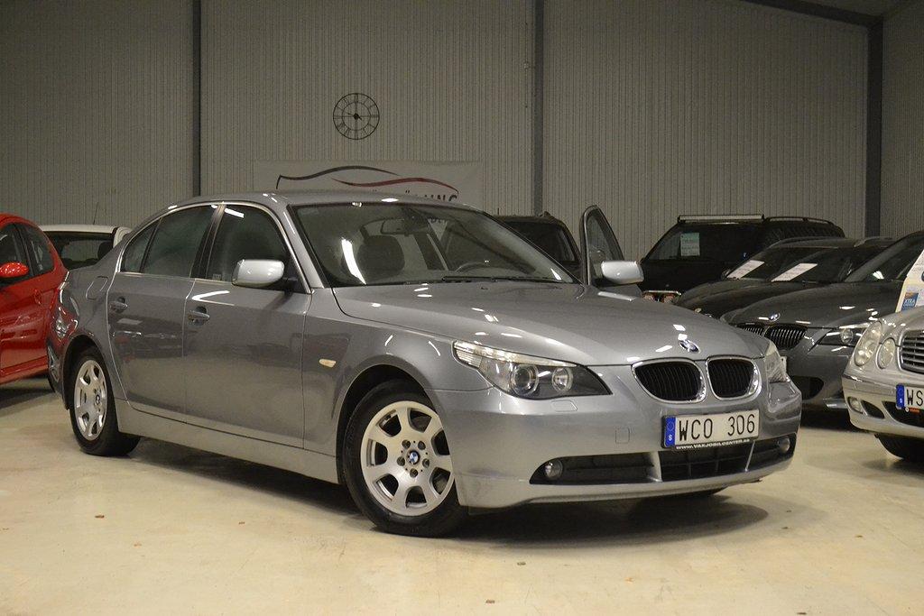 BMW 520 i Sedan 170hk