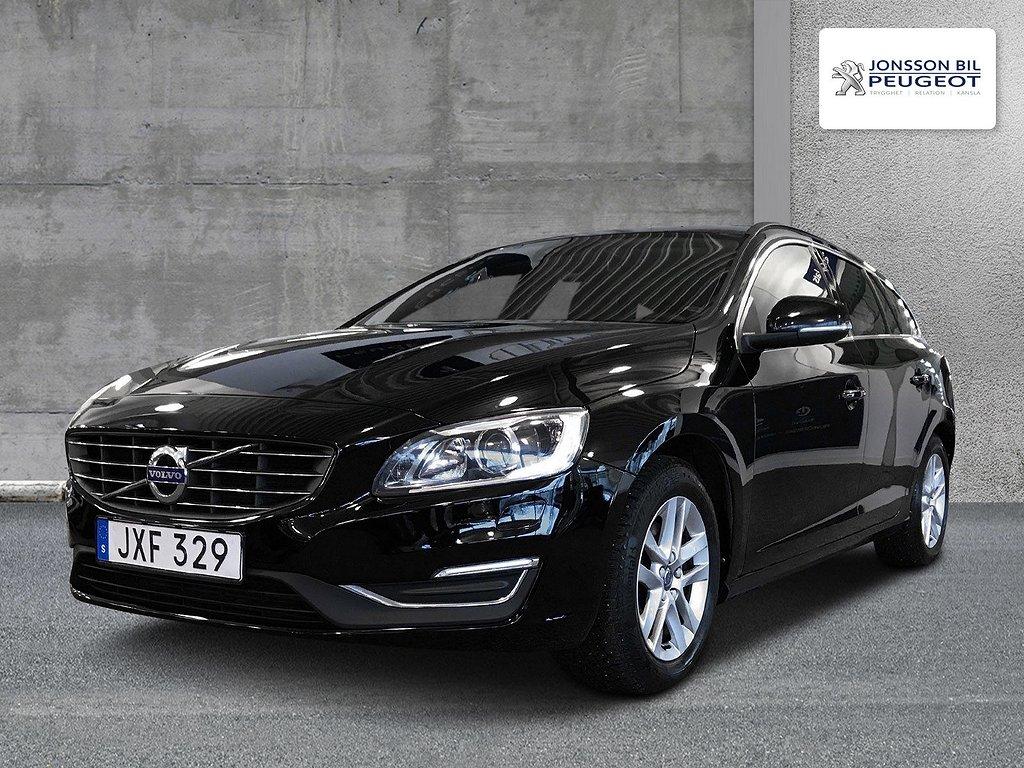 Volvo V60 T4 Geartronic Momentum Euro 6 190hk