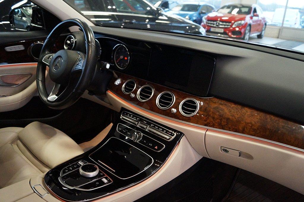 Mercedes-Benz E 220 d Sedan Euro 6 194hk