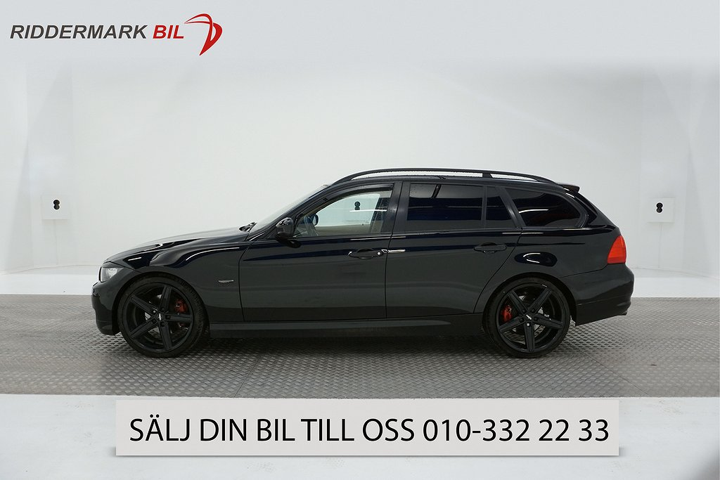 BMW 320d Touring, E91 (177hk)