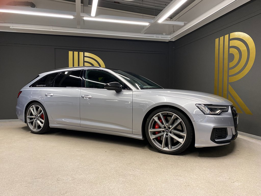 Audi S6 Avant TDI quattro (349hk)