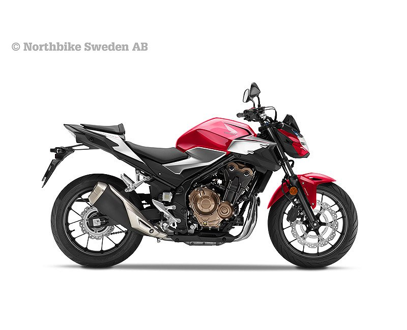 Honda CB500F Kampanj 1,45% ränta!