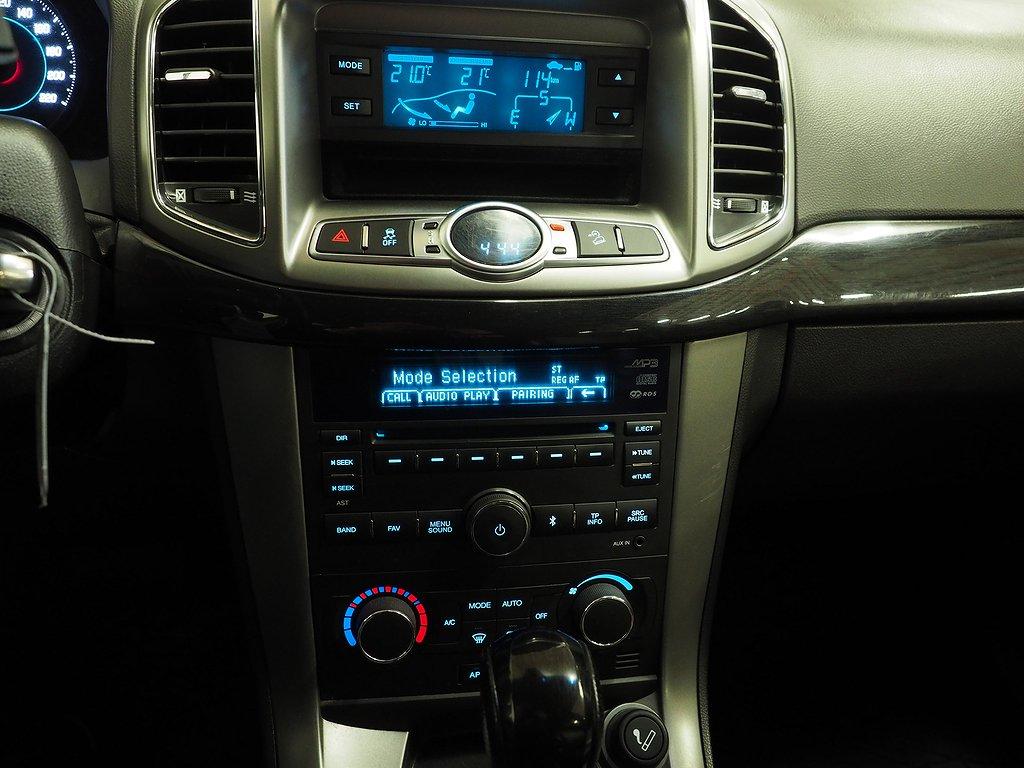 Chevrolet Captiva 2.2 VCDi AWD 7-sits DRAG 184hk 2012