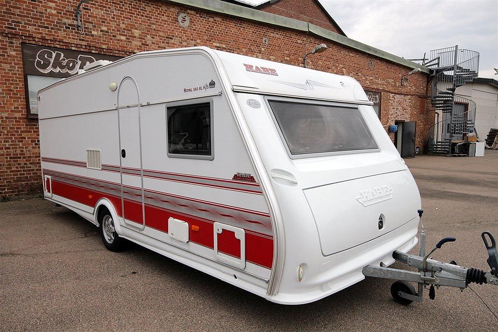 Kabe Royal 560 XL Dubbelsäng