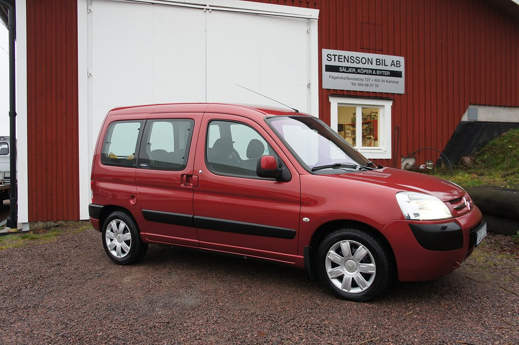 Citroën Berlingo Family Multispace 1.6 109hk