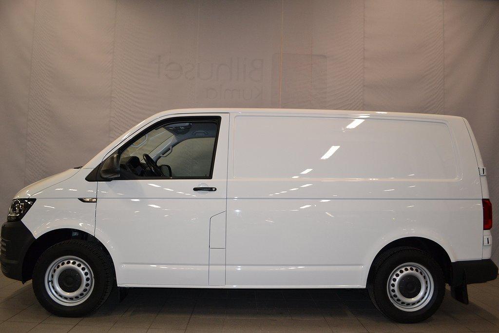 Volkswagen Transporter 2,0TDi 140hk 3000 Dsg Drag Värmare
