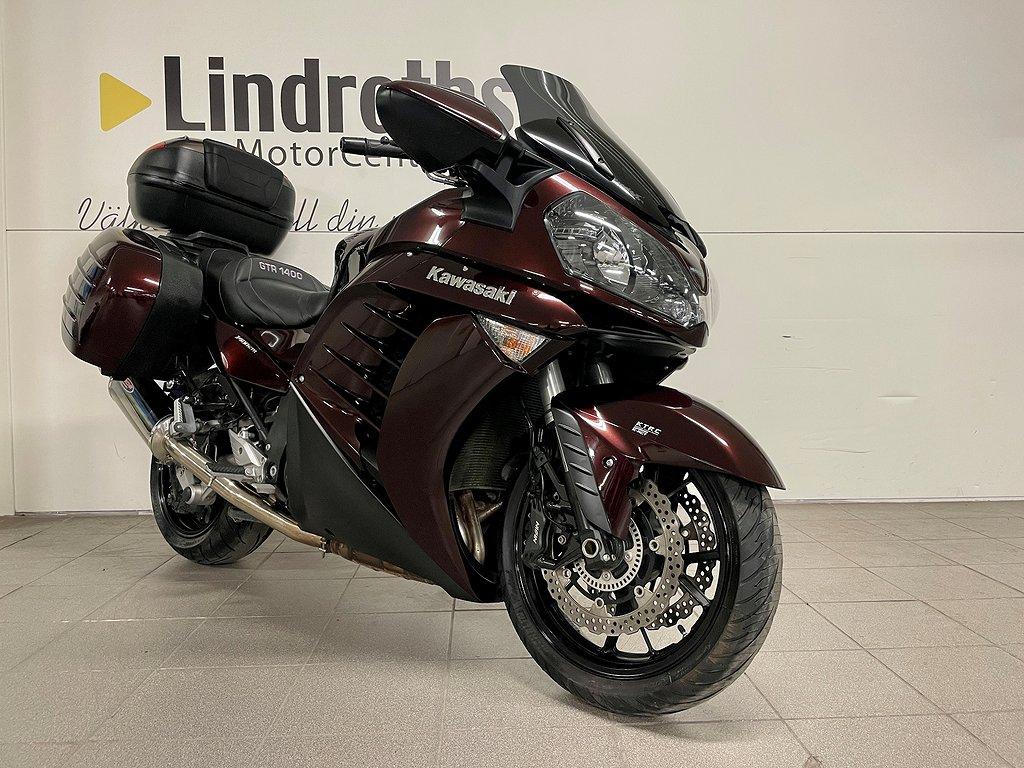 Kawasaki 1400GTR *Fri Frakt*