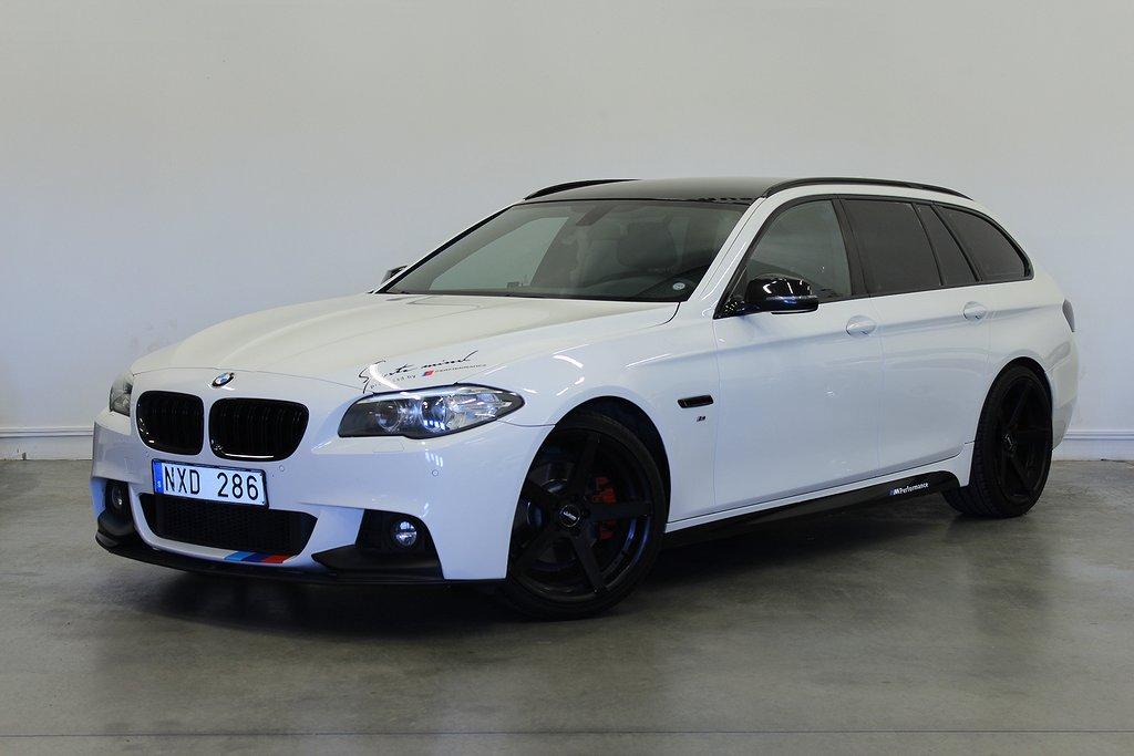 BMW 520 d Touring Steptronic M Sport Euro 6 184hk