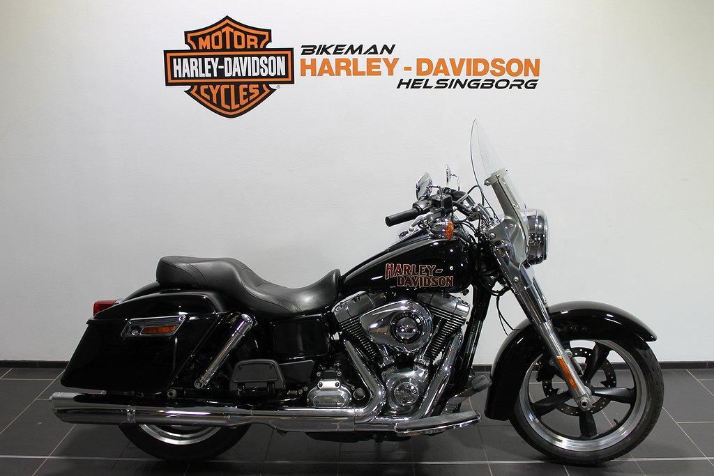 Harley-Davidson FLD 1 ÅRS GAR FRI FRAKT