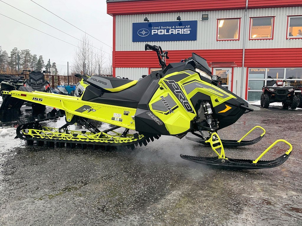 Polaris Pro Rmk 850 155 3