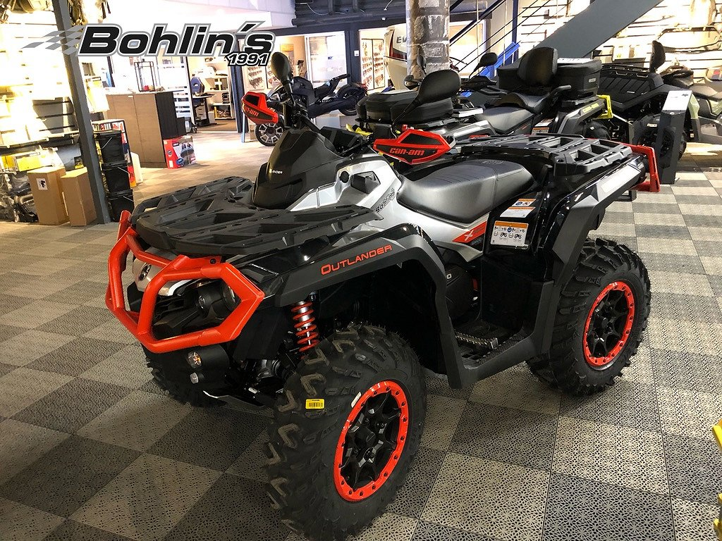 Can-Am Outlander XXC 1000 -20