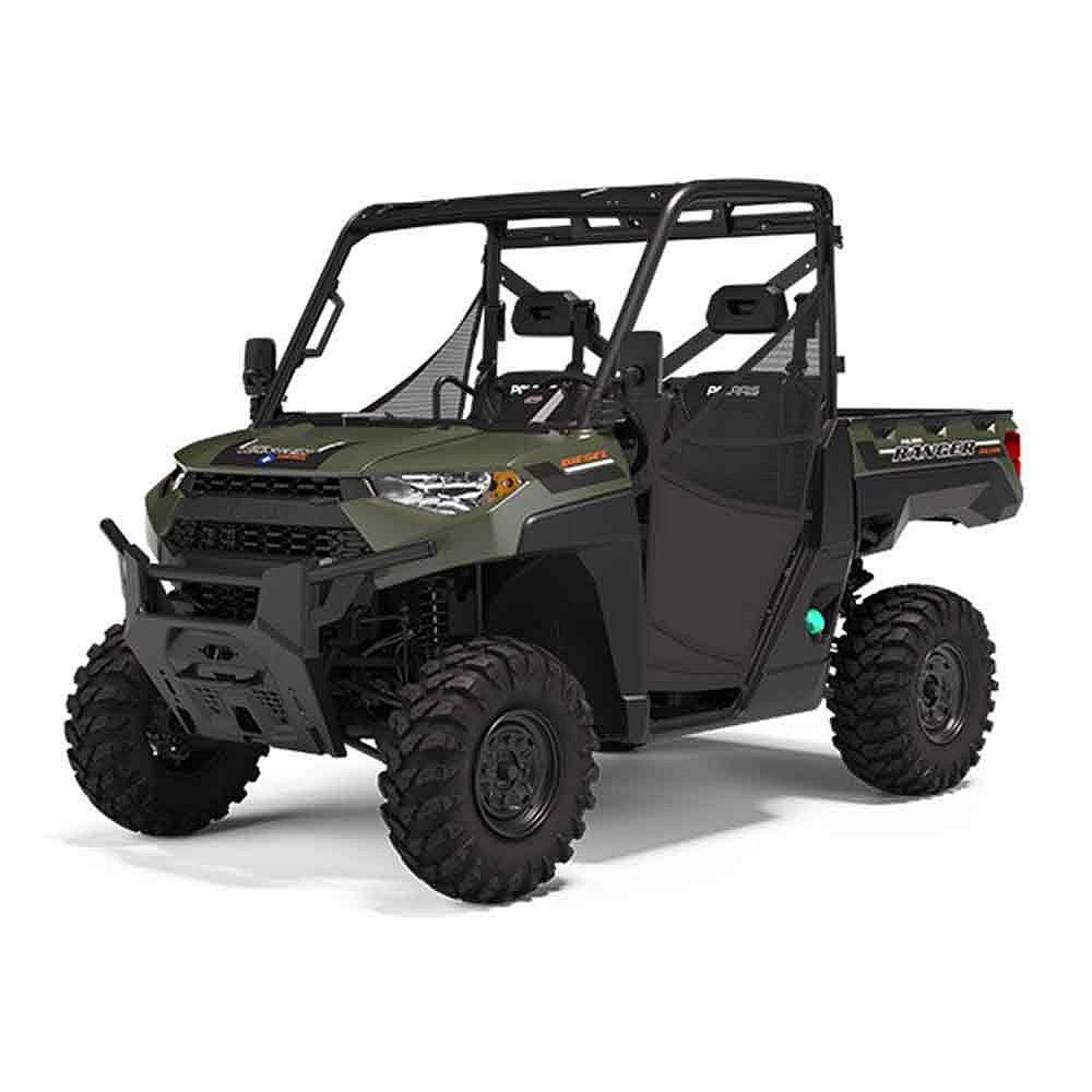 Polaris  Ranger Diesel HD EPS Fullsize (Traktor B)