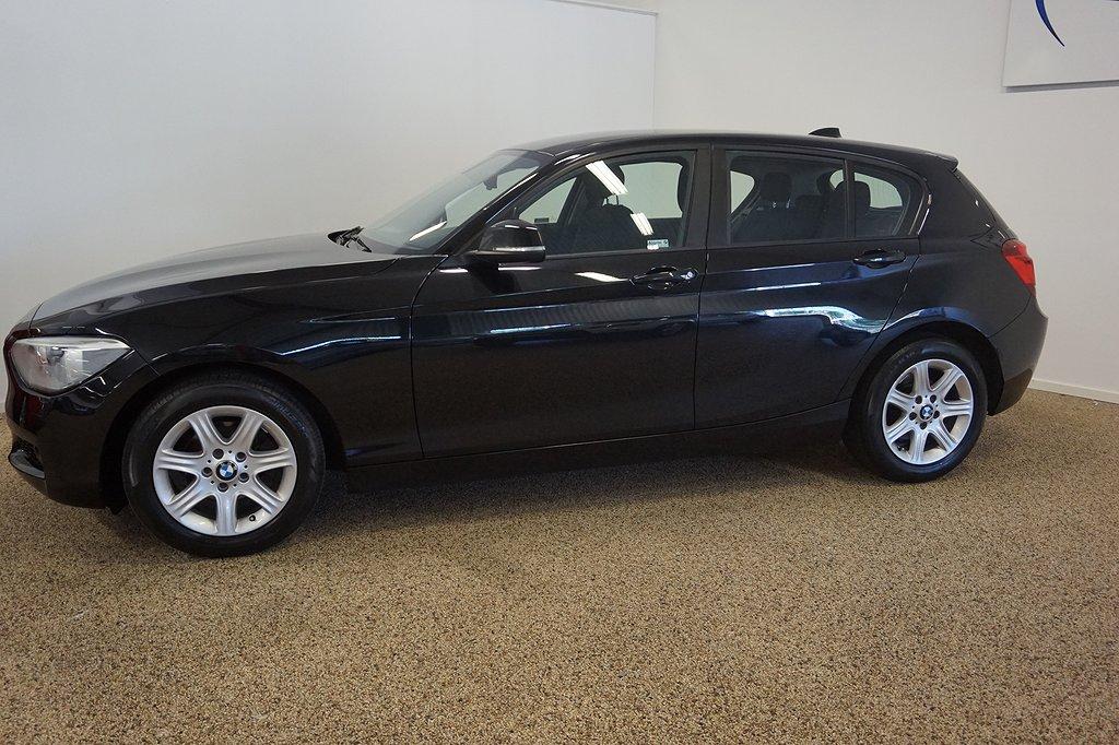 BMW 116 i 5-door Euro 6 136hk