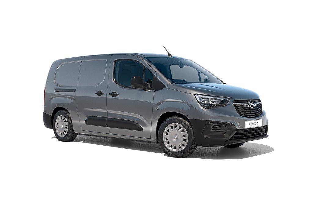 Opel Combo-e Kampanj Premium L2 50KW 136hk