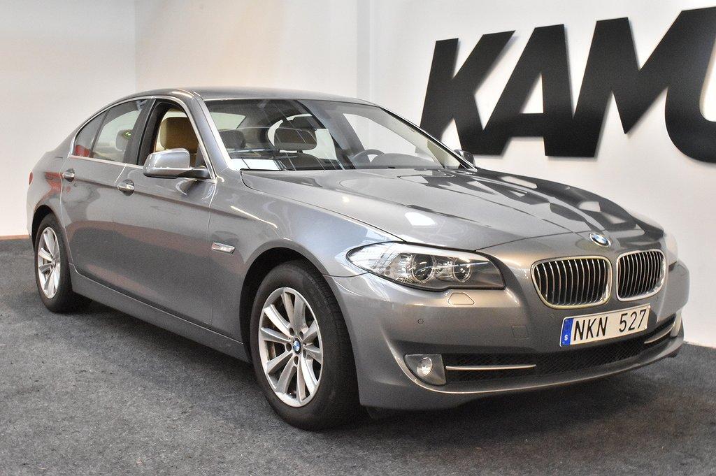 BMW 520 M-värm | P-sensorer | 184hk