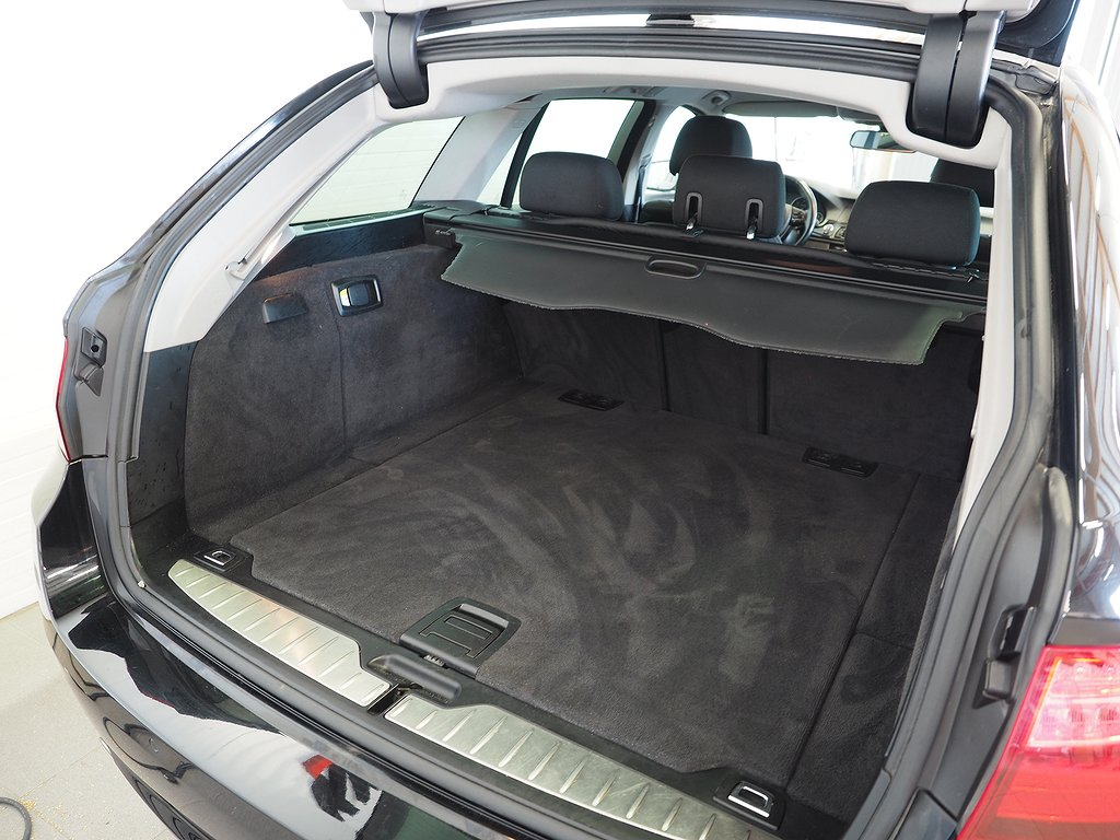 BMW 520 d xDrive Touring Aut Euro 184hk 2014