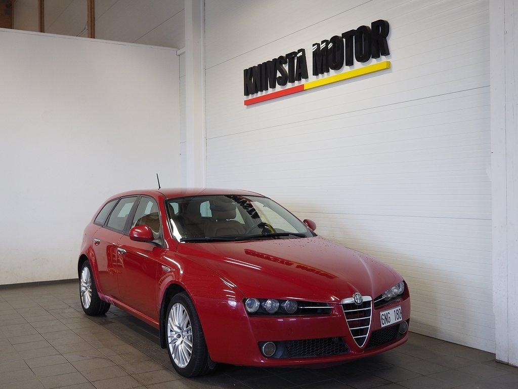 Alfa Romeo 159 Sportwagon 2.4 JTDM 20V 210hk 2008