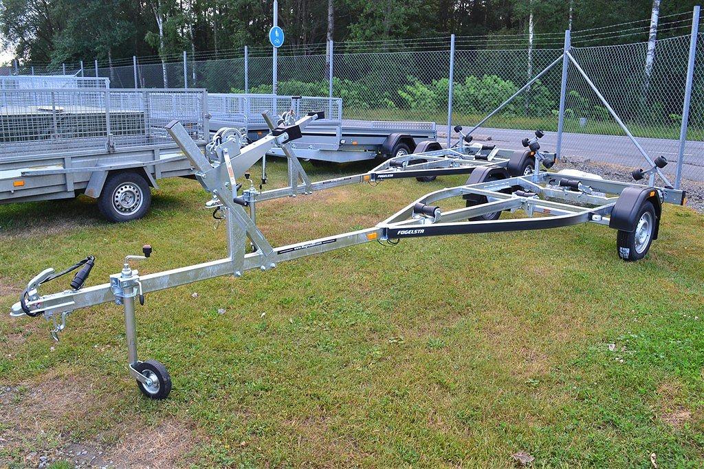 Fogelsta Båttrailer 180-750 UBL O-bromsad