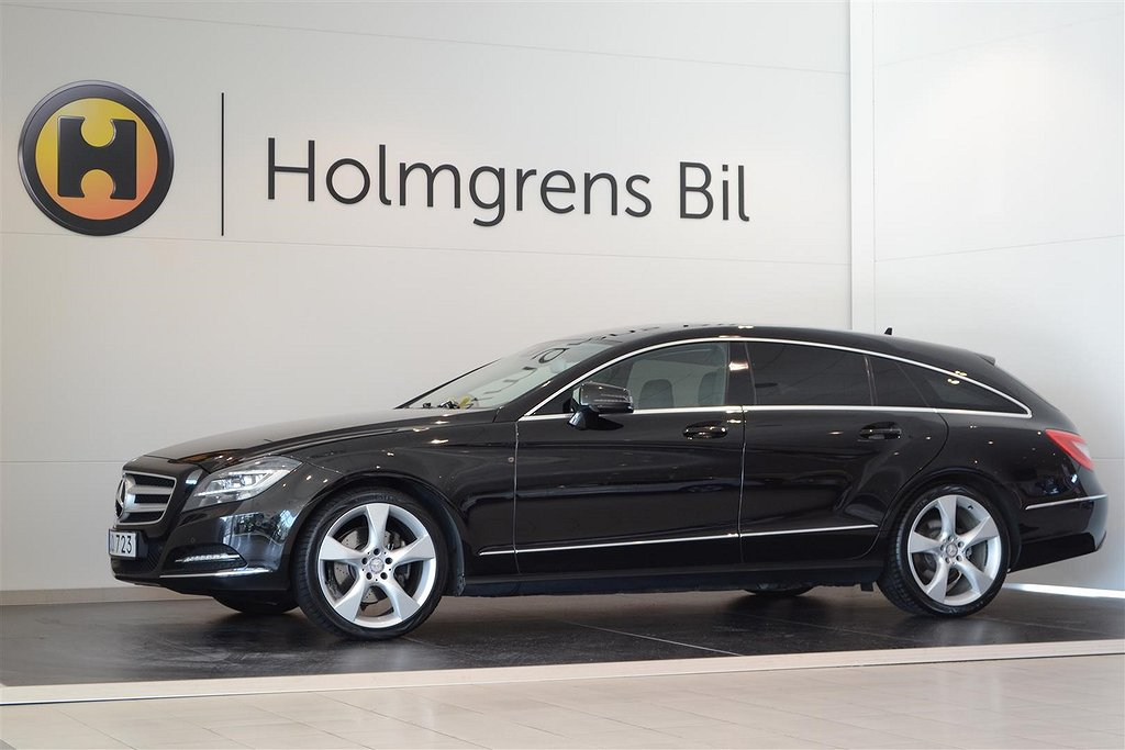 Mercedes-Benz CLS 250 CDI Shooting Brake 7g-Tronic Plus (204hk)