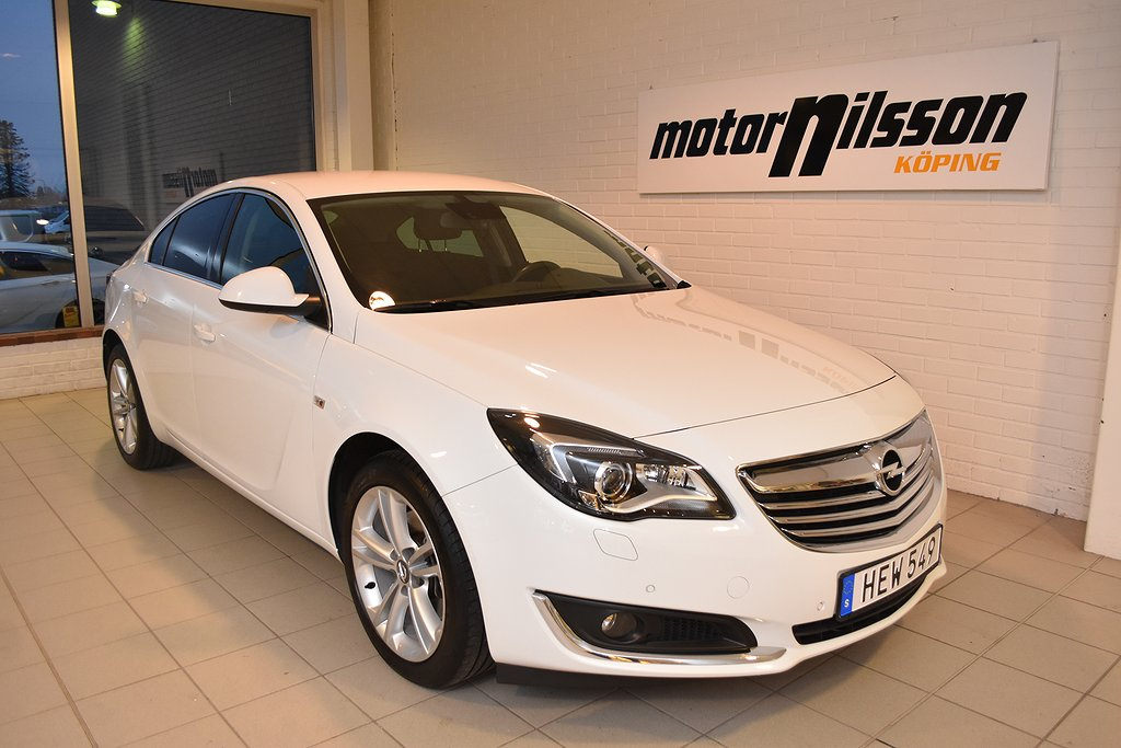Opel Insignia Business 4x4 2.0D 163hk Navi/Värmare/Drag
