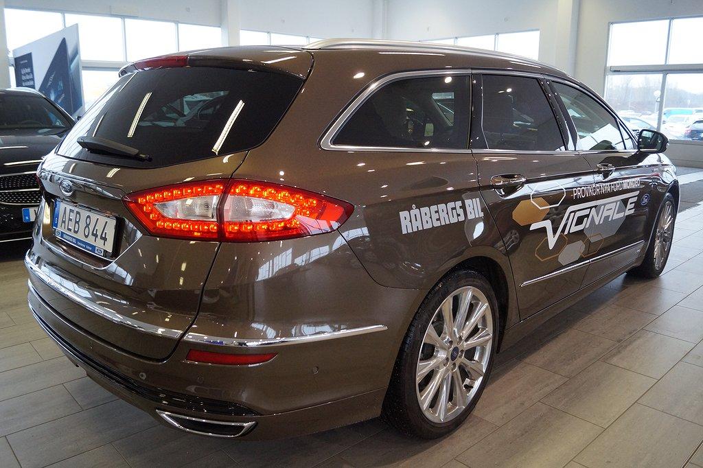 Ford Mondeo 2.0 TDCi AWD 180hk Aut Vignale Kombi, Billig skatt 2,667: