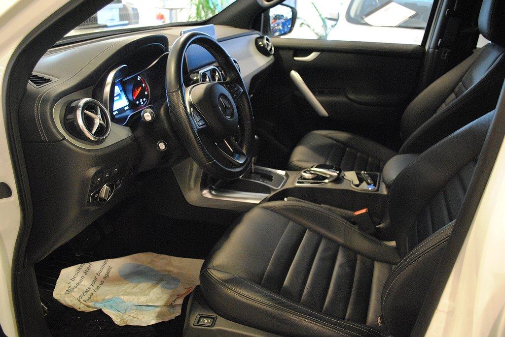 Mercedes-Benz X 250 d 4MATIC *Låg skatt/369.000 + moms*