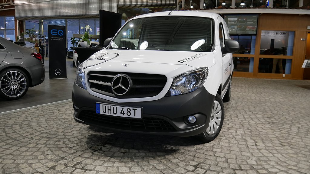 Mercedes-Benz Citan 109 CDI FIGHTER LÅNG DEMO