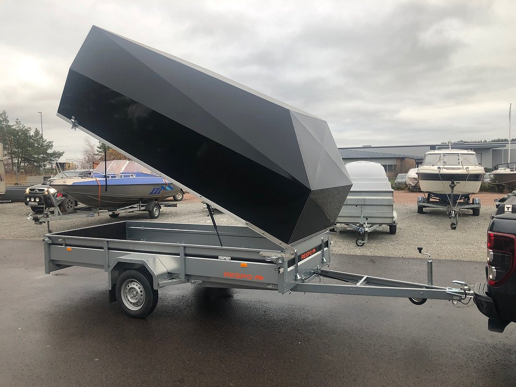 Respo Skotersläp 750kg