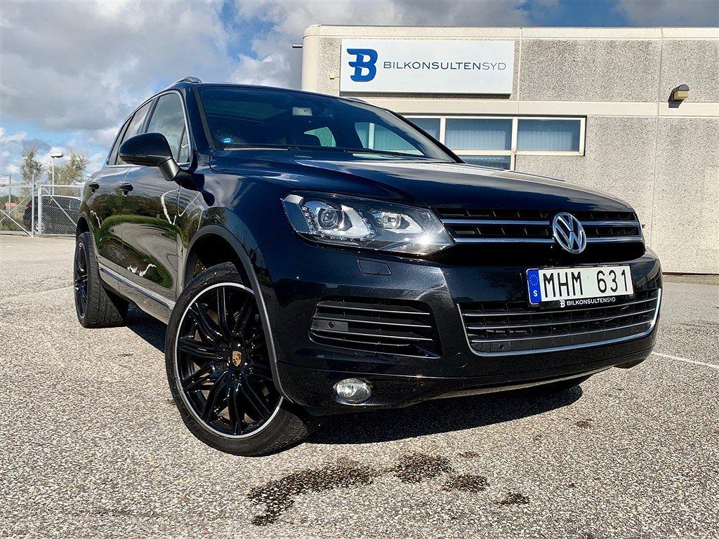 Volkswagen Touareg 3.0 V6 TDI BlueMotion 4Motion Automatisk, 245hk Premium, Sport
