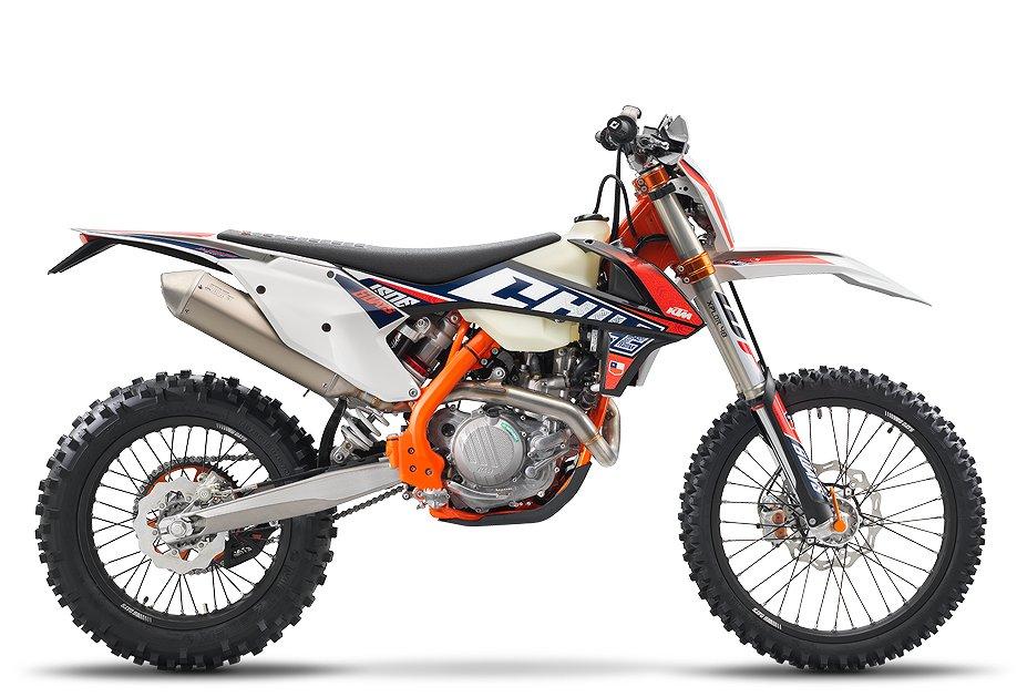 KTM EXC-F 350 SIX DAYS