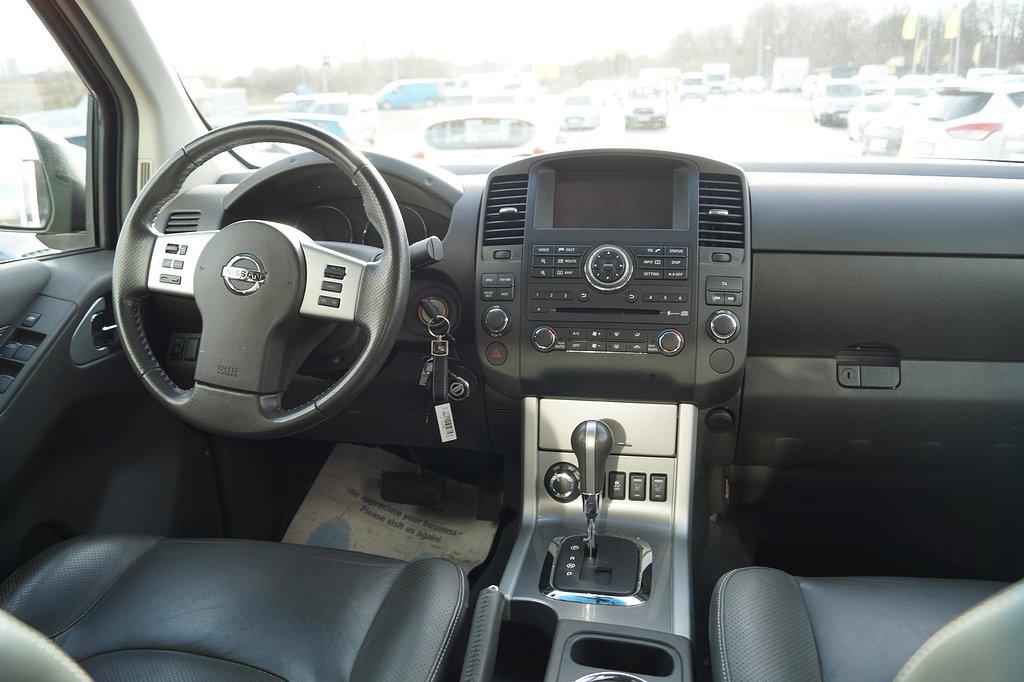 Nissan Navara 3.0 dCi V6