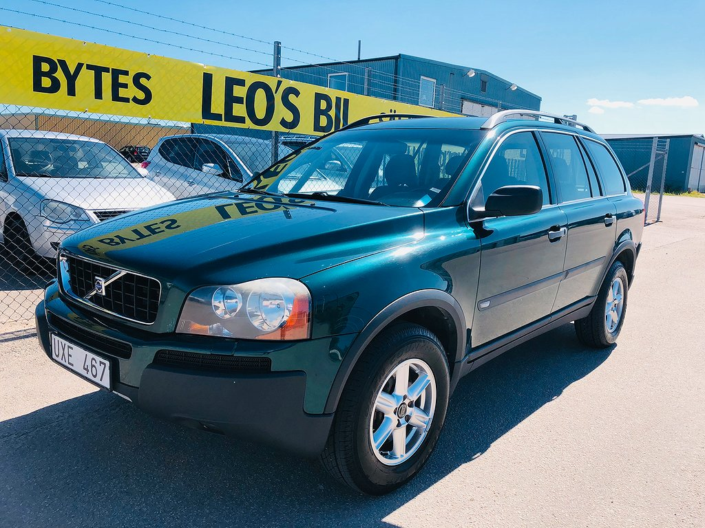 Volvo XC90 2.5T AWD Base 210hk / NY BESIKT
