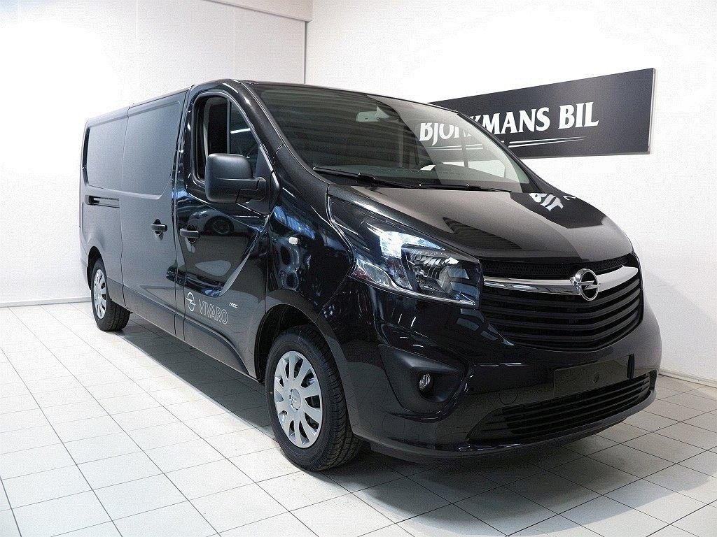 Opel Vivaro L2H1 120 Hk,
