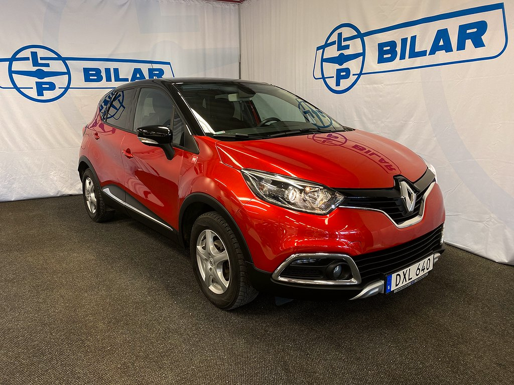 Renault Captur Helly Hansen Edition 0.9 TCe 90hk, Drag Vhju