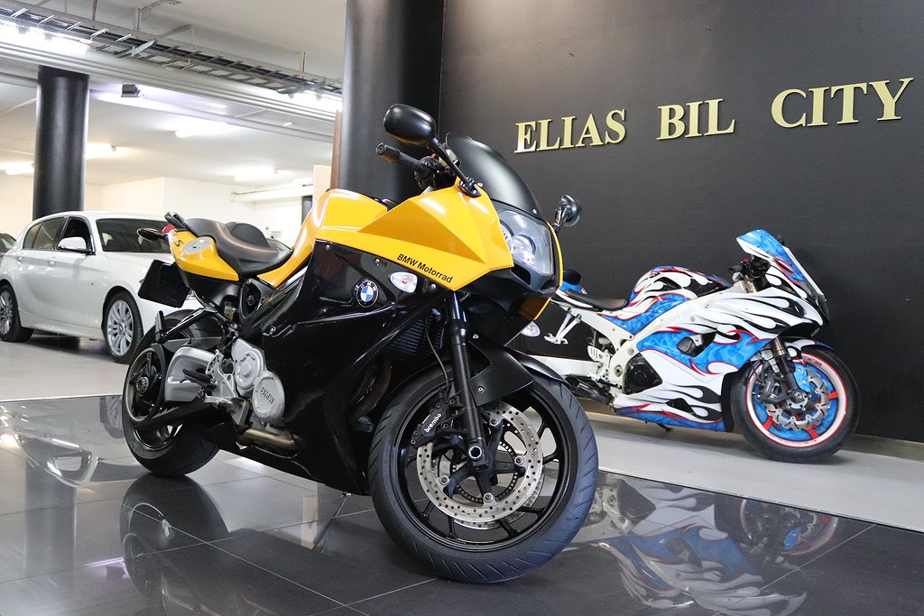 BMW F 800 S ABS Nyservad Sport Touring
