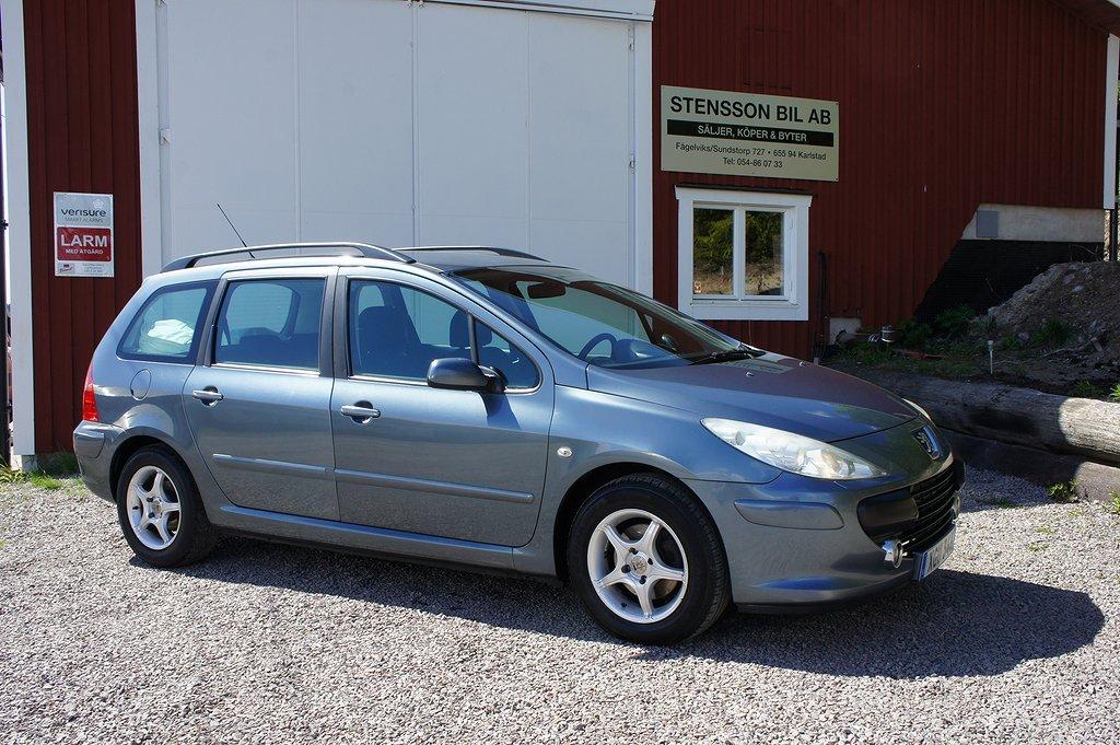 Peugeot 307 Kombi Break 1.6 109hk