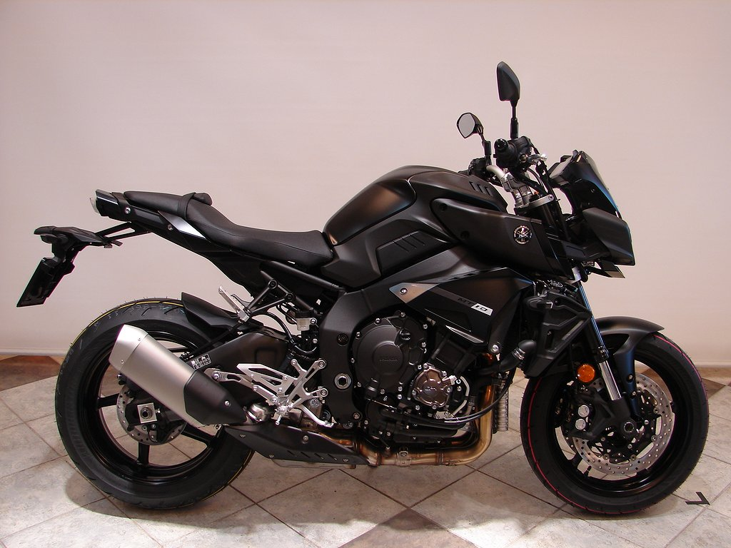 Yamaha MT-10 ABS 5 Års garanti